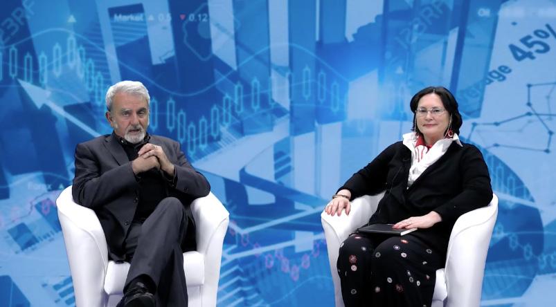 Intervista di Alessandra Viscovi con Terzo Canale