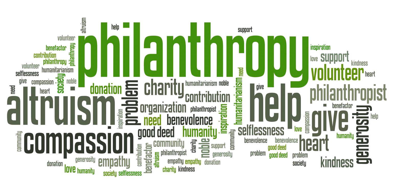 Modifica della strategia filantropica